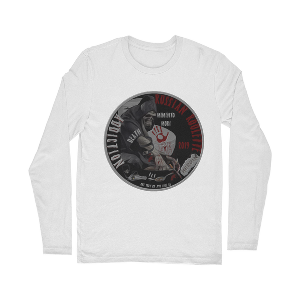 ADDICTION RUSSIAN ROULETE Classic Long Sleeve T-Shirt
