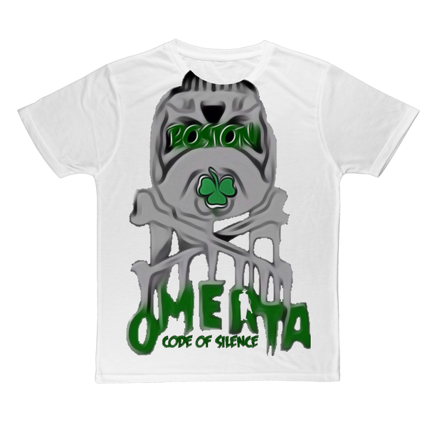 OMERTÀ Classic Sublimation Adult T-Shirt