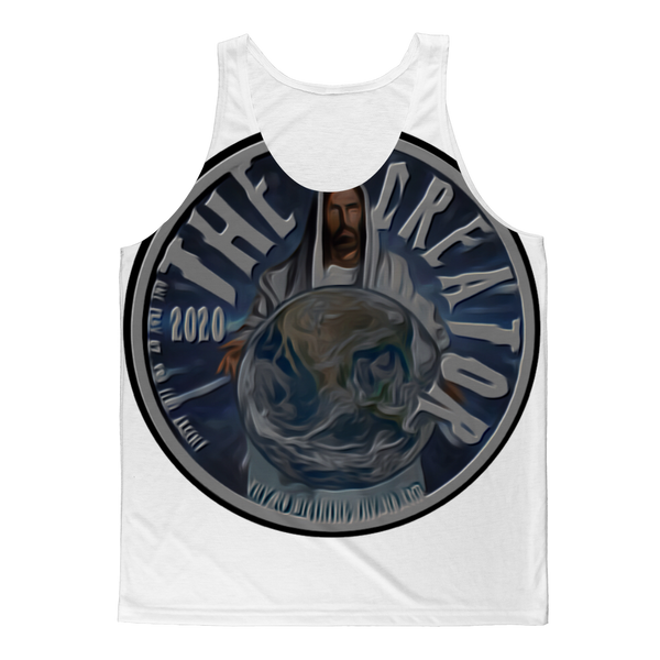 THE CREATOR 2 Classic Sublimation Adult Tank Top
