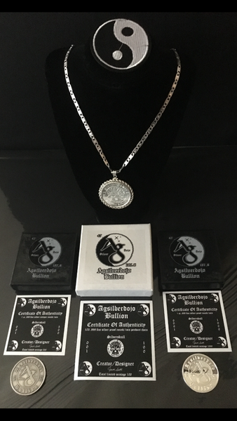 NEW PRODUCTS -AGSILVERDOJO BULLION
