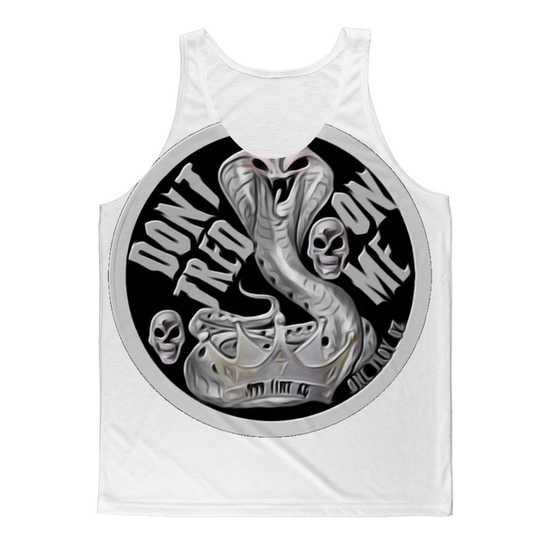 DONT TRED ON ME #2 Classic Sublimation Adult Tank Top