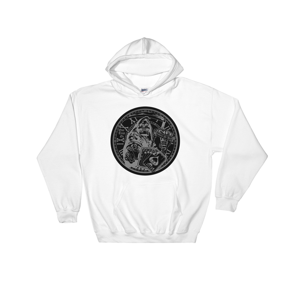 AGSD SILVER COIN STREETWEAR APPAREL RECOVERY OR DEATH ( BLACK)