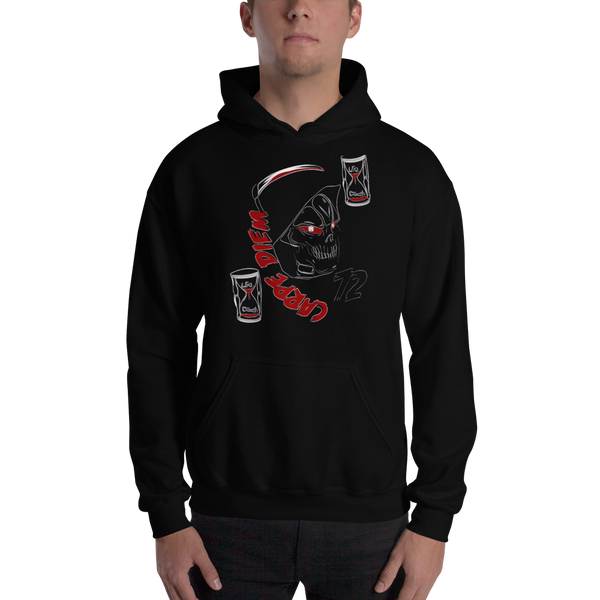 AGSD STREETWEAR HOODIE)  APPAREL COLLECTION ( CARPE DIEM)