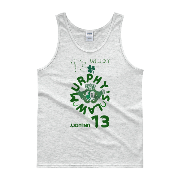 AGSD (TANKS) STREETWEAR APPAREL COLLECTION ( MURPHY'S LAW) 4 COLORS