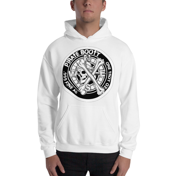 AGSD SILVER COIN STREETWEAR APPAREL ( PIRATE BOOTY)