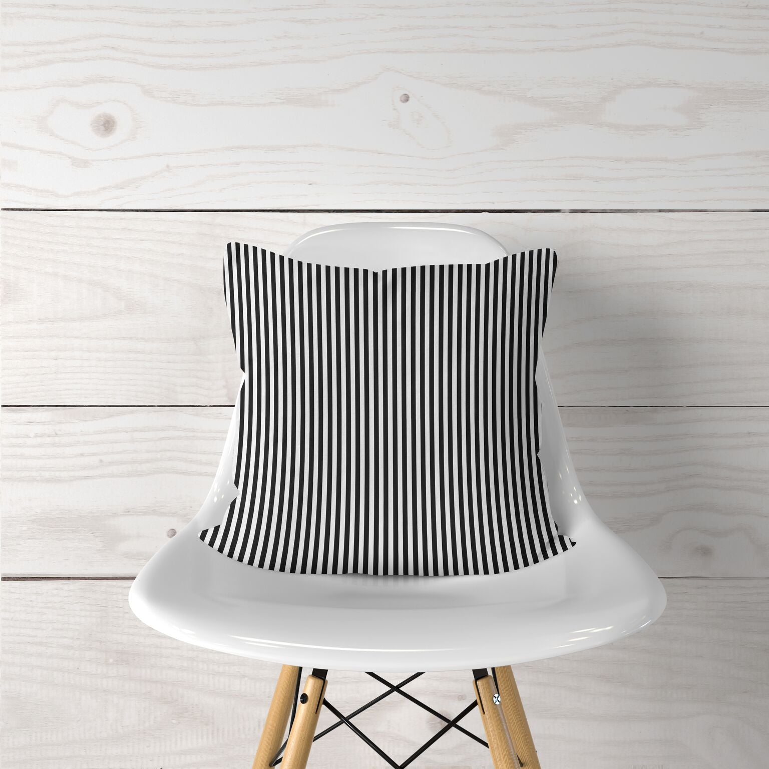 Stripes Accent Pillow Cover