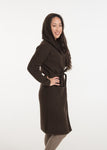 Luxurious Yak Wool Sweater Coat