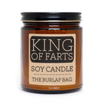 King of Farts Soy Candle