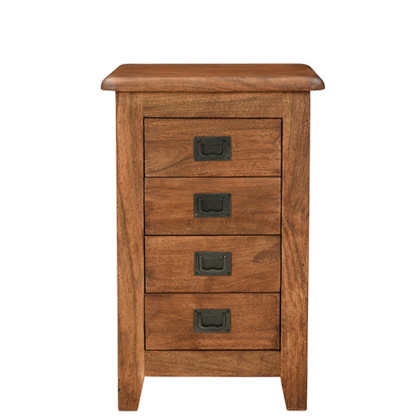 Jupiter 4 Drawer Chest Cabinet (45 x 35 x 70cm)
