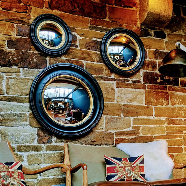 Convex Mirrors (various sizes)