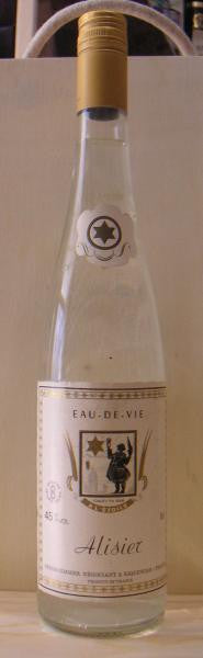 Alisier (Checkerberry) Eau de Vie d'Alsace,