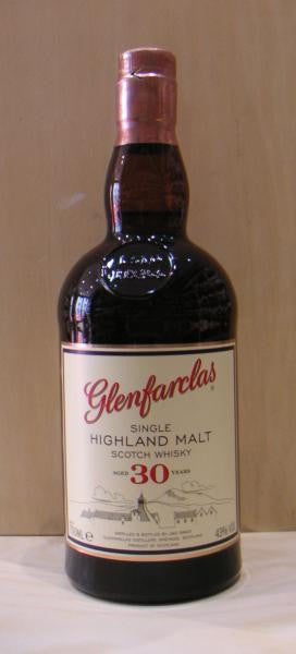 Glenfarclas 30 YO Speyside Single Malt Scotch Whisky