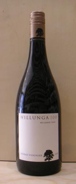 Willunga Shiraz/Viognier 2011