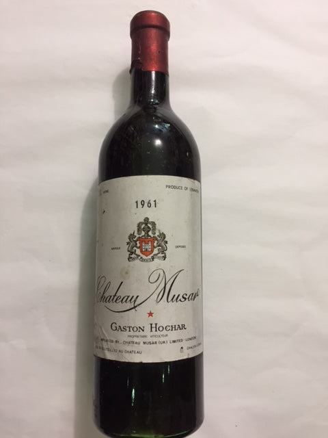 Ch Musar 1961
