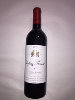 Ch Musar 1995 Red