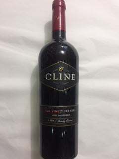 Cline Old Vine Zinfandel 2017 Red