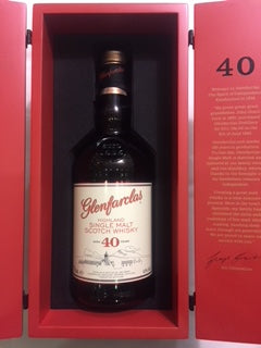 Glenfarclas 40 YO Single Malt 70cl