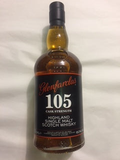 Glenfarclas 105 Cask Strength Speyside Single Malt
