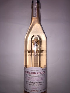Whitley Rhubarb Vodka