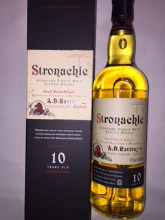 Stronachie 10 YO Single Malt