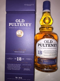 Old Pulteney 18 YO Highland Single Malt
