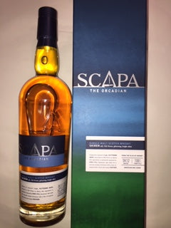 Scapa Orcadian Skirin Malt Whisky