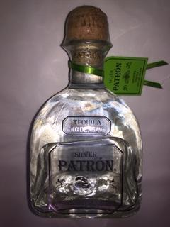 Tequila Patron Silver, Mexico