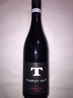 Tinpot Hut Syrah 2013 Hawks Bay NZ