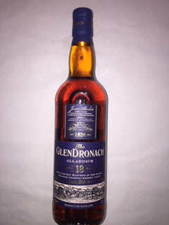 Glendronach 18 YO Allardice Single Malt