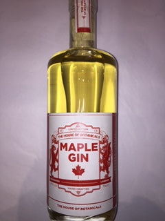 Maple Gin House of Botanicals