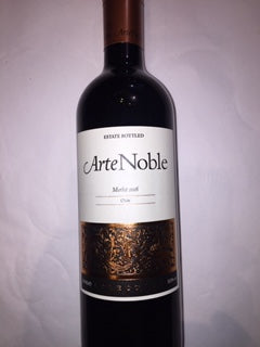 Art Noble Merlot 2016 Curico Chile