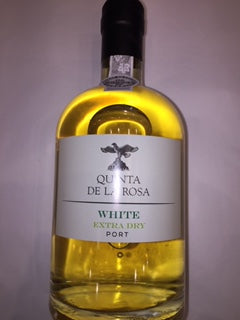 Quinta de la Rosa Dry White Port 50cl