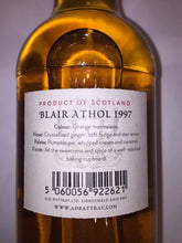 Blair Athol 21 YO Single cask, cask strength 63% Abv 70cl ADRattray