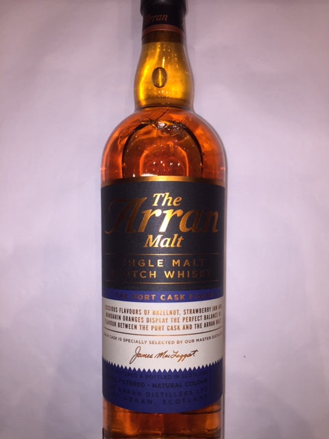 Arran Port Cask Finishes Single Malt 70cl