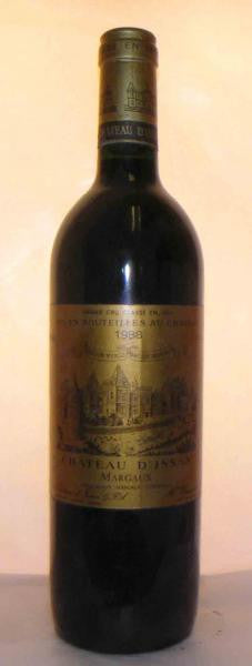 Chateau D'Issan 1988 Margaux