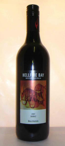 Hellfire Bay Shiraz 2012