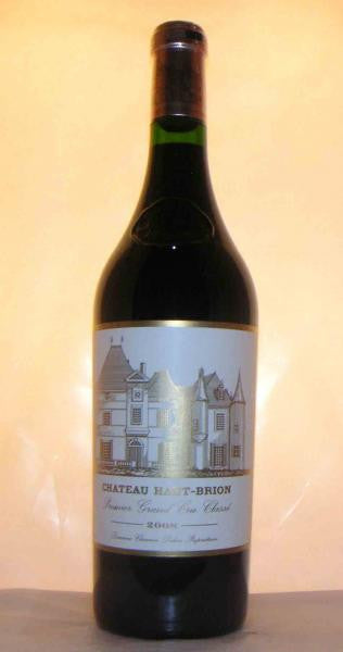 Chateau Haut Brion 2008 1er Grand Cru Classe Graves