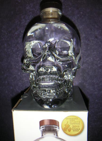 Crystal Head Vodka 1.75 Ltrs