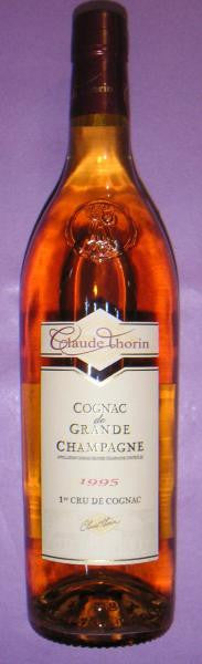 Cognac Grand Champagne, 1995aude Thorin