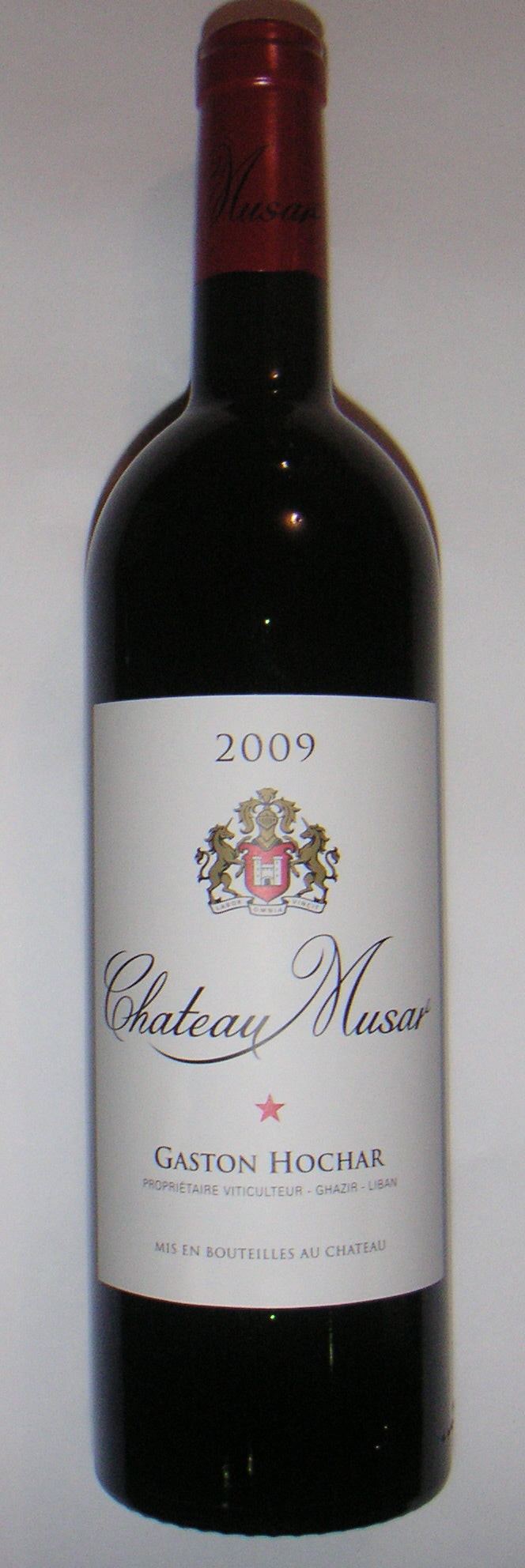 Musar 2009 Red