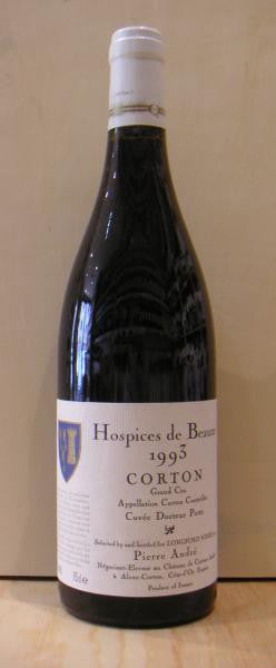 Corton Grand Cru 1993 Hospices de Beaune