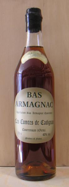 Bas Armagnac 1968 2.5 ltr Pot Bottle Les C de Cadignan