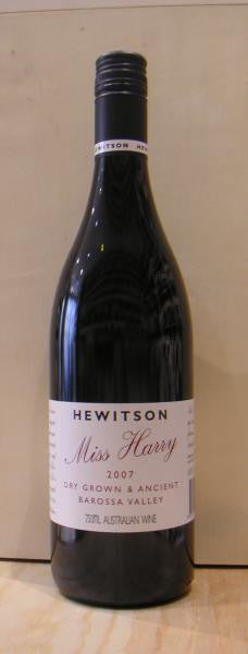 Hewitson Miss Harry 2007 Barossa Valley