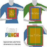 Little Girl Hero Print - cuddlepunch.me