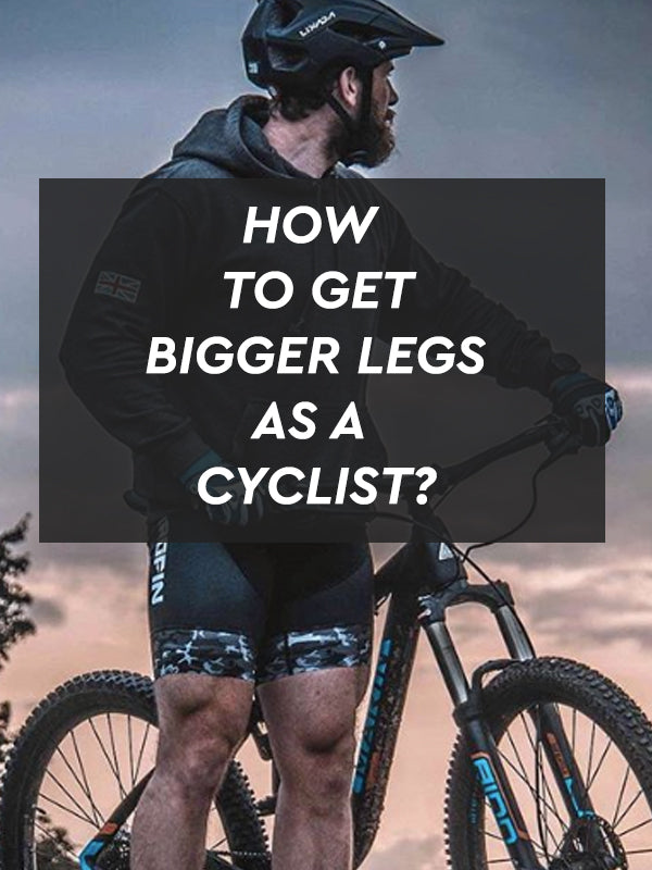 How Do Cyclists Get Big Legs?