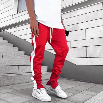 Retro Side Stripe Pants