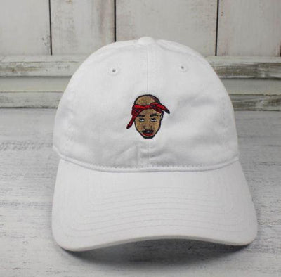 Caps - Tupac Strapback Cap - Limited Edition