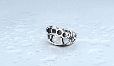Jewellery - Knuckle Duster Ring