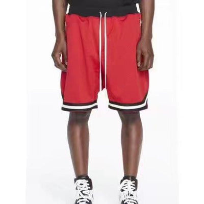 Pants - Premium Trim Basketball Shorts