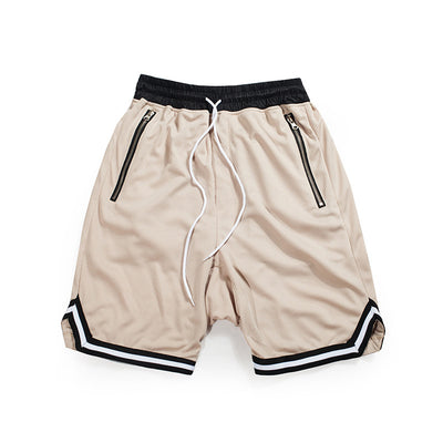 Premium Trim Retro Shorts